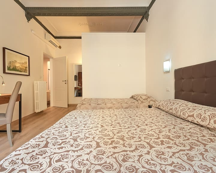 A Residenza Martin:  Deluxe room