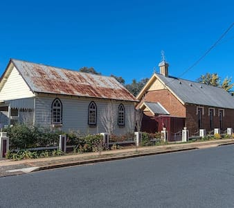 The Chapel@The Churches on Belmore, Gulgong