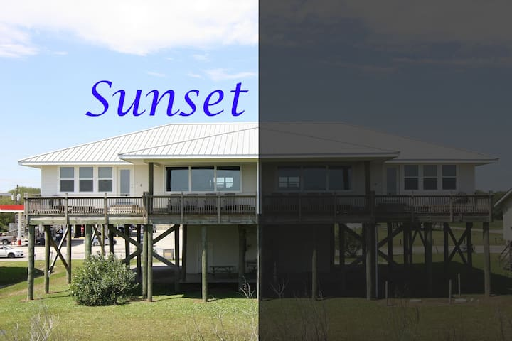 Sunset  Unit A