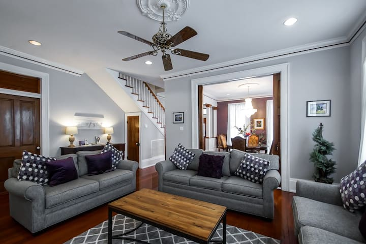 LOW Rates- 15 minutes to French Quarter- Sleeps 12
