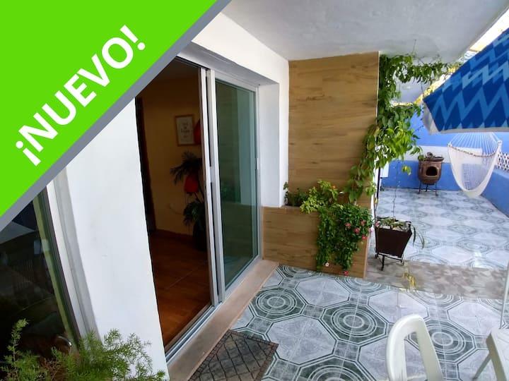 Casa Elena del Mar (1 habitación - 3 personas)