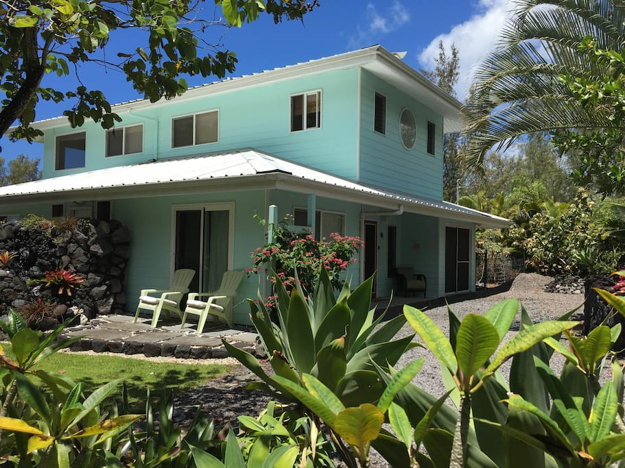 Gardens By The Sea Ocean View Home With Pool Houses For Rent In P Hoa Hawaii United States