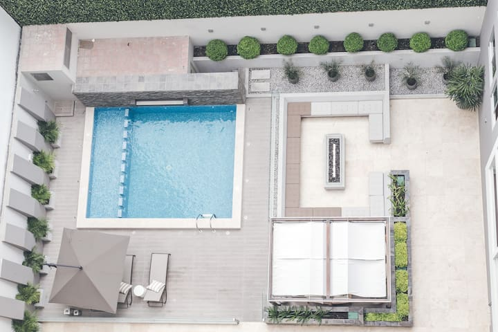 Luxury apt right between Miraflores & Barranco