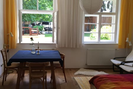 Bright garden apartment in Vienna's green belt - Wien - Huoneisto