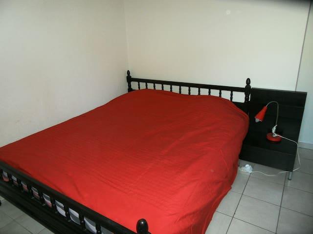 Chambre meublée - La Garde - Apartemen
