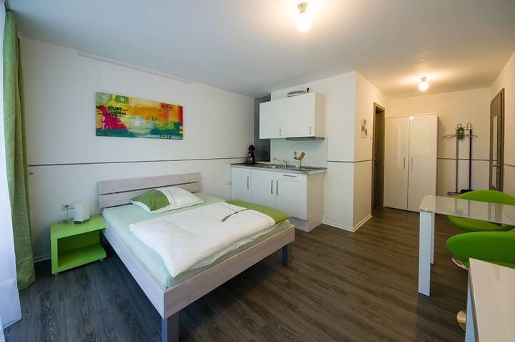 Aach Apart (Rielasingen-Worblingen), Apartment 3