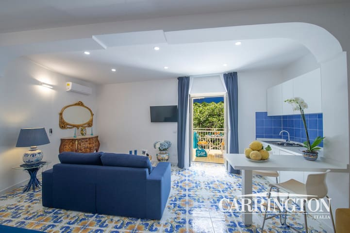 Central in Positano, Walking distance to Beach