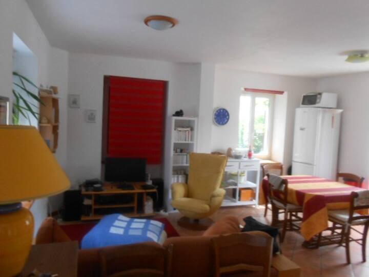 Appartement 3 pièces entre Mulhouse et Bâle