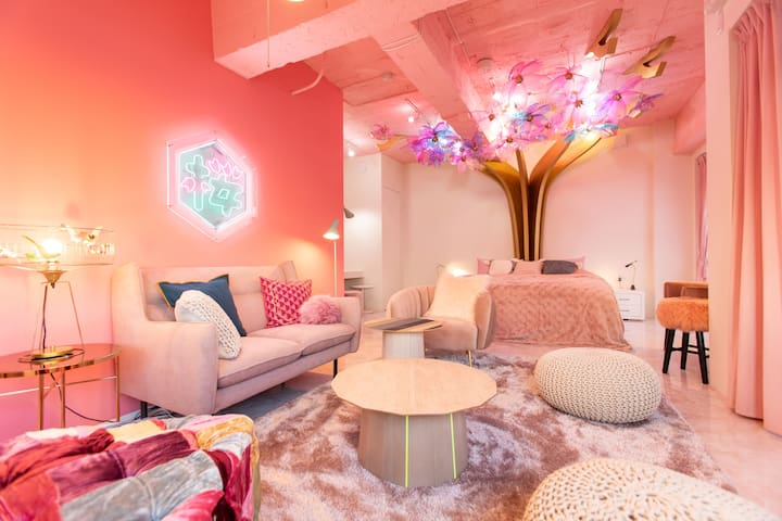 "SPECIAL PRICE 50%OFF!! MOSHIMOSHIROOMS ""SAKURA"""