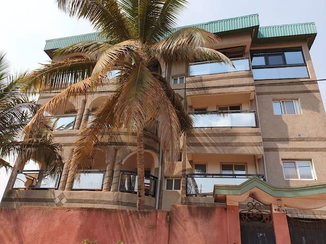 Appartement Meublée de  2 chamble à Cobaya