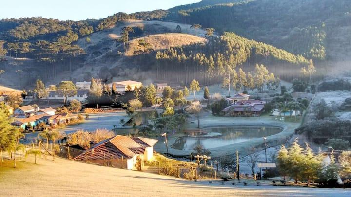 Casa Recanto 5 Marias - Taquaras (Rancho Queimado)
