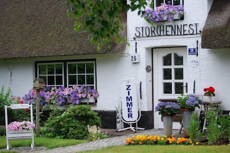 Bed & Breakfast Storchennest Schafflund - Schafflund - Penzion (B&B)