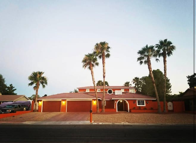 Spanish Style Home - North Las Vegas - Dom