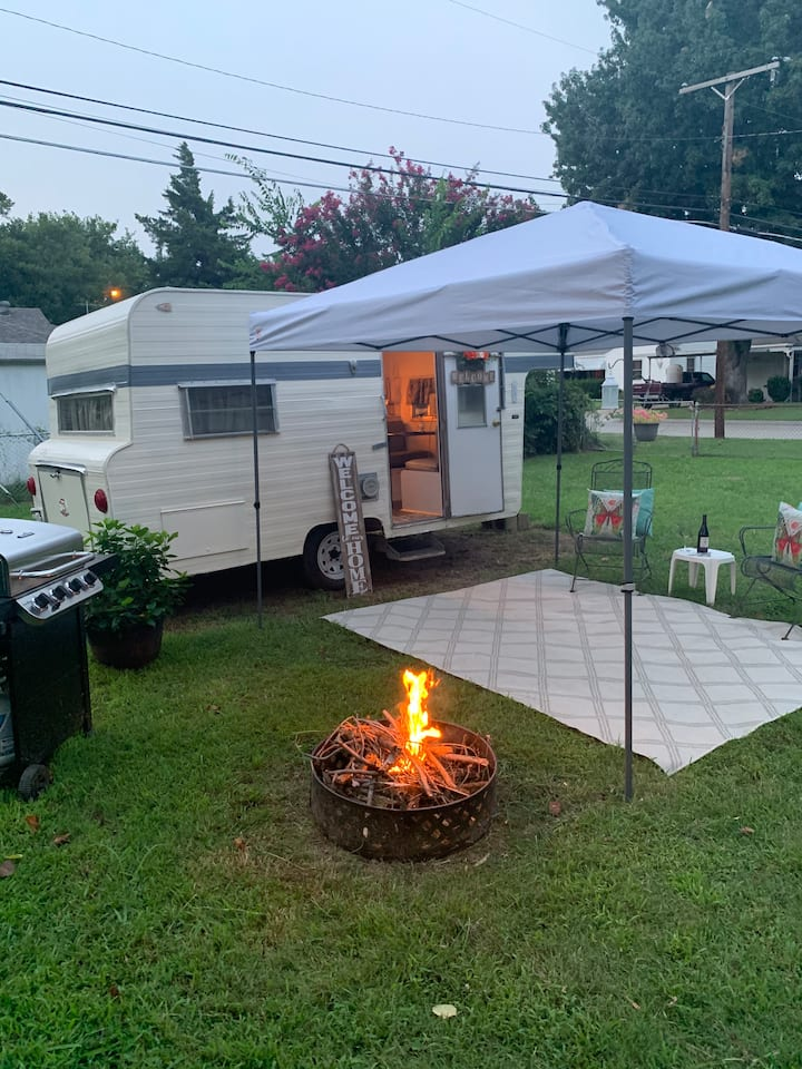 Glamping on Riverside (Gathering Place)