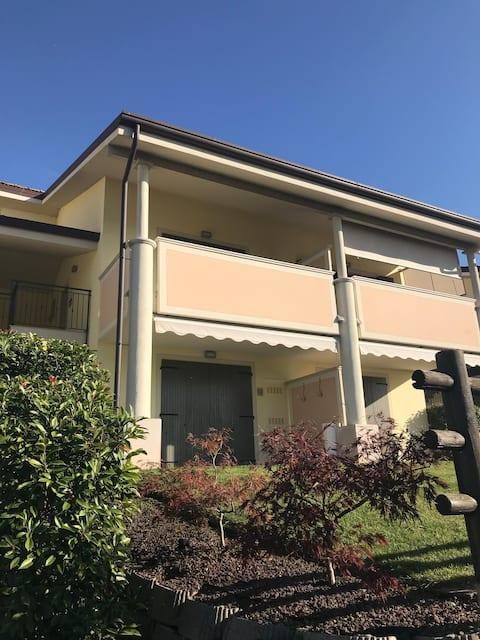 Casa Alessandro com Lago Garda Piscina