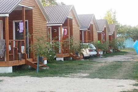 Кемпинг Оазис - Семейный отдых на Азовском море - Golubitskaya