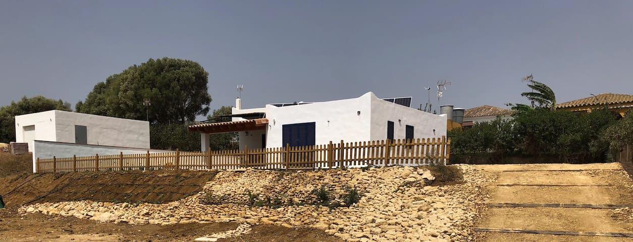 Casas de Paternilla, P.N. LAs Breñas , Barbate