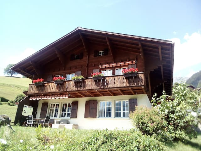 Chalet am Sonnenhang in Grindelwald