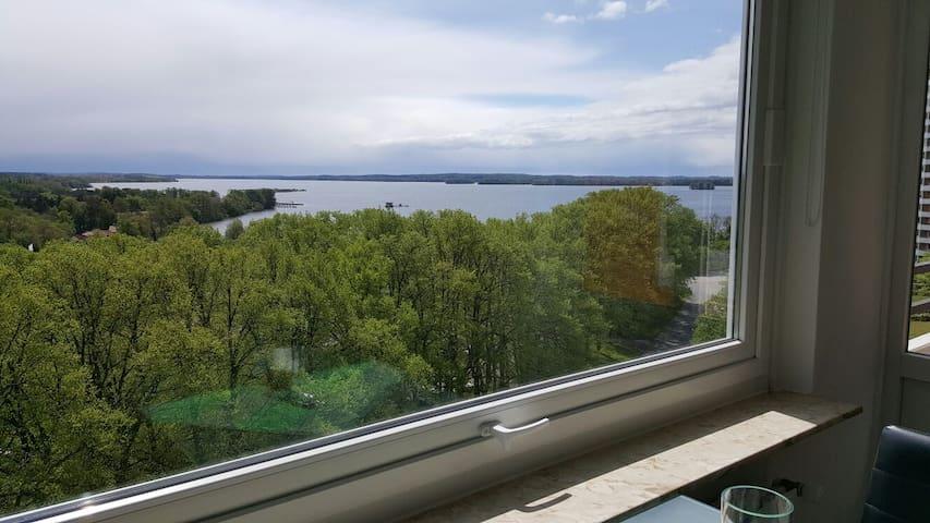 Traumhafter Seeblick - Plön - Apartment