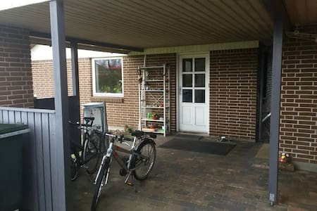 Cosy private annex, 15 min from MCH & Boxen - Vildbjerg