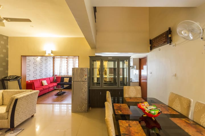Traveller's Nest - Your HOME away from HOME - Bangalore - Pis