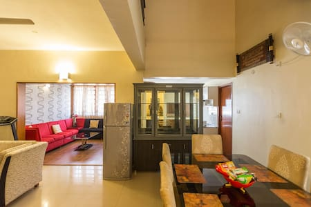 Traveller's Nest - Your HOME away from HOME - 班加罗尔(Bengaluru) - 公寓