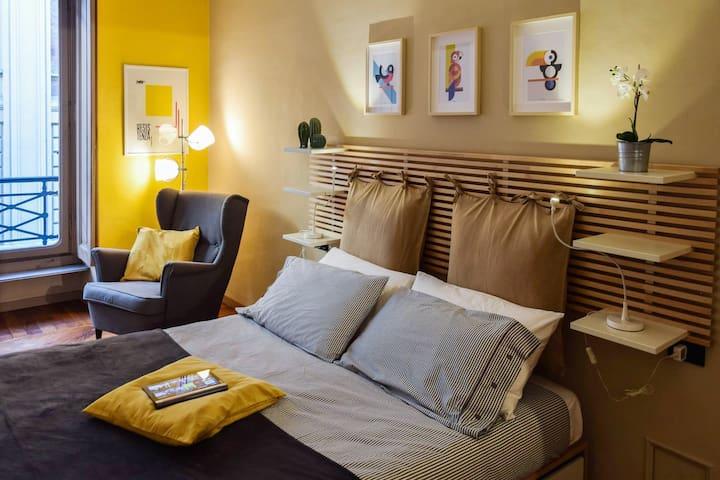 Appartamento signorile in Centro a Torino