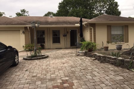 Cozy studio near Tampa Airport