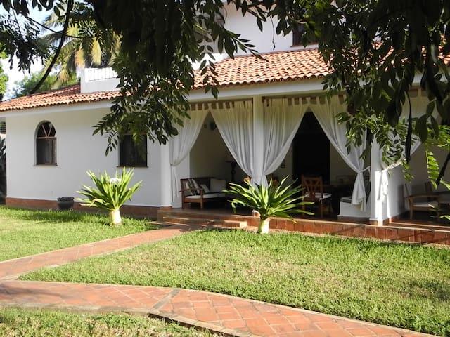 Malindi House in Luxury Resort