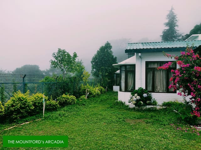 The Mountford's Arcadia 'Cottage' Nainital Bhimtal
