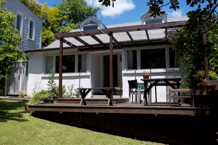 Relax in Parnell with friendly people (1st room) - Auckland - Haus