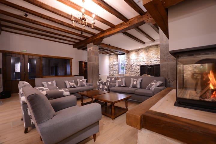Casa Rural Txantxorena - Zubiri - Huis