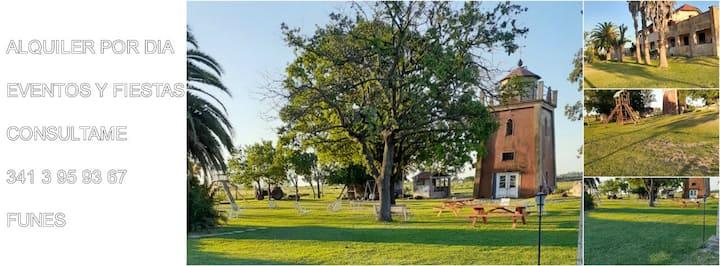 """Estancia """"El Castillo"""": Fiestas y Eventos"""