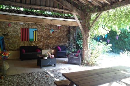 Maison 12 couchages au coeur du Bassin d'Arcachon - Biganos