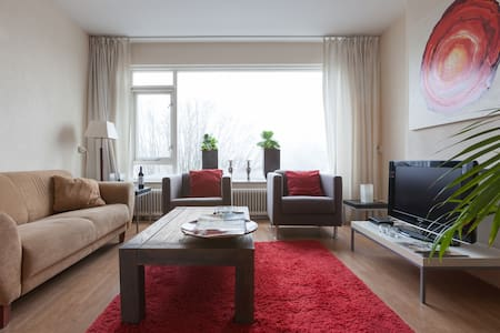 Comfy and spacious apartment, well located - Nijmegen - Apartment