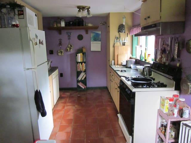 Kitchen to share