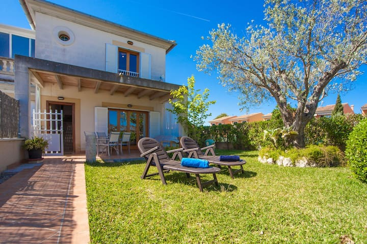 QUE BO - Chalet for 6 people in Port d'Alcudia .