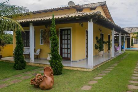 Excelente Casa em Praia Seca, Condomínio Fechado