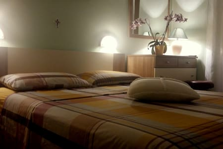 Room near old town and beach - Krk