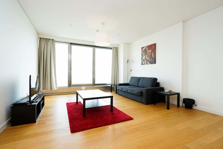 Million Dollar Loft with Sea View - İstanbul - Apartment