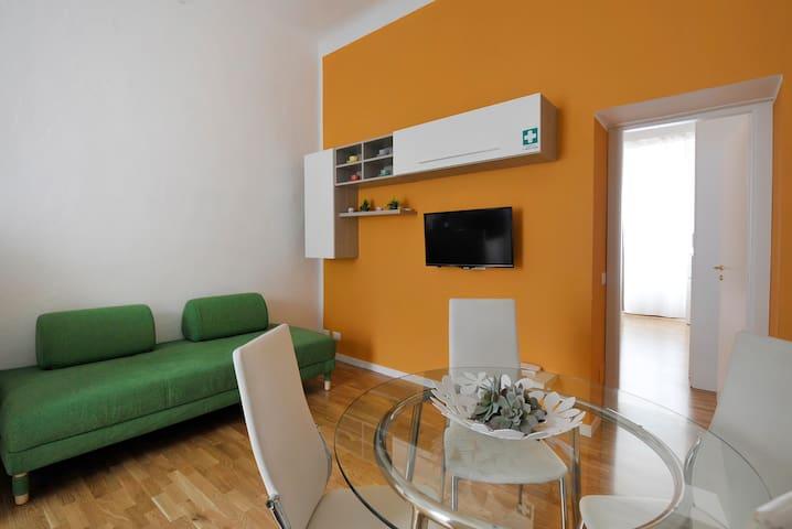Cozy and Modern Navigli Apartment