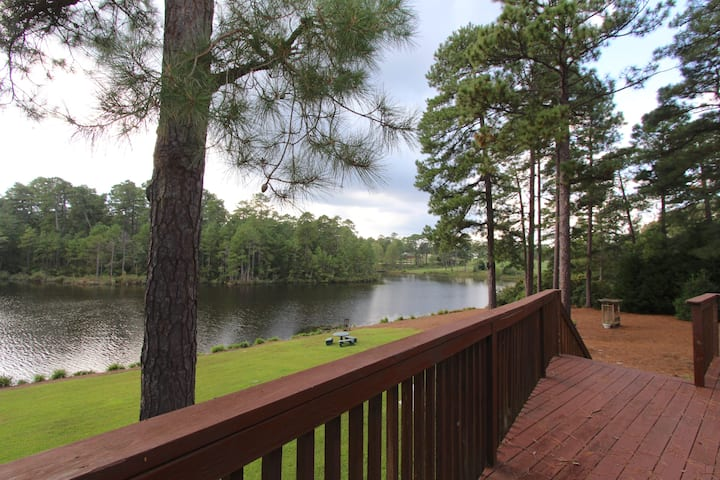 Pinehurst House with a View!