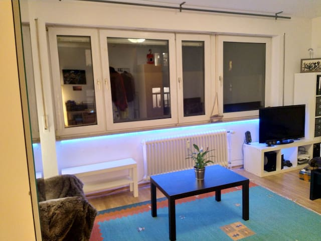 1 Zimmer Wohnung Bornheim City Center - Ubahn 3min