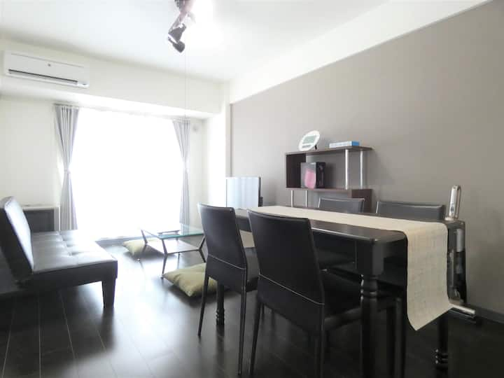 Exective local apartment Subway Sta 7 min