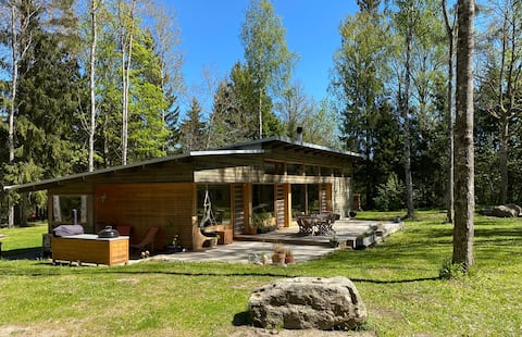 Cosy countryside house near Stockholm