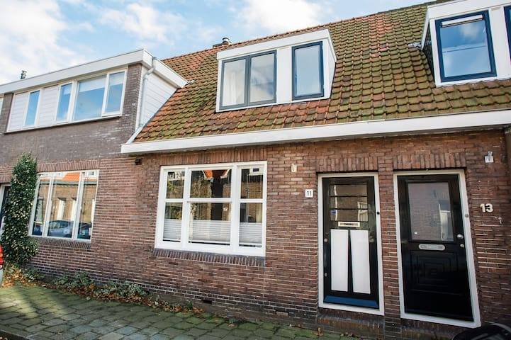 Cute & Quiet home near Amsterdam