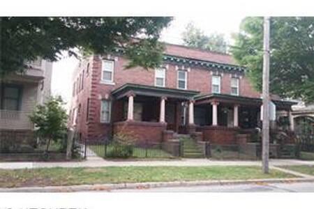Historic Franklin Blvd In Ohio City - Cleveland