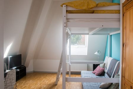 Cozy, Central Studio Apartment - Tübingen