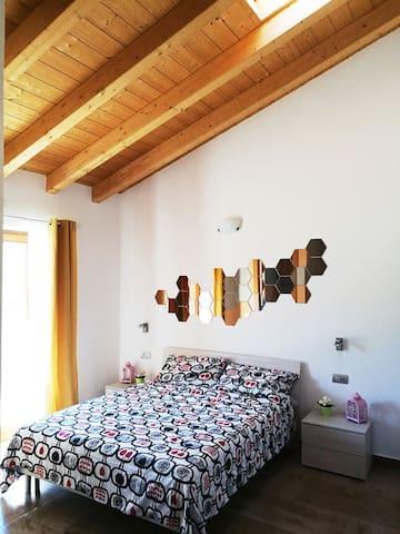 TeglioVacanze, 1 camera nel cuore della Valtellina - Teglio - Huis