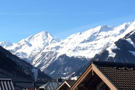 Appartment mit Bergblick - Rauris